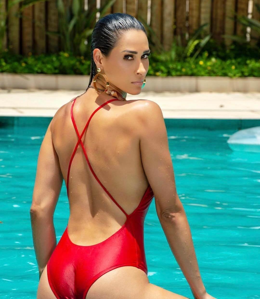 nackt Carvalho Jaqueline Stunning pictures