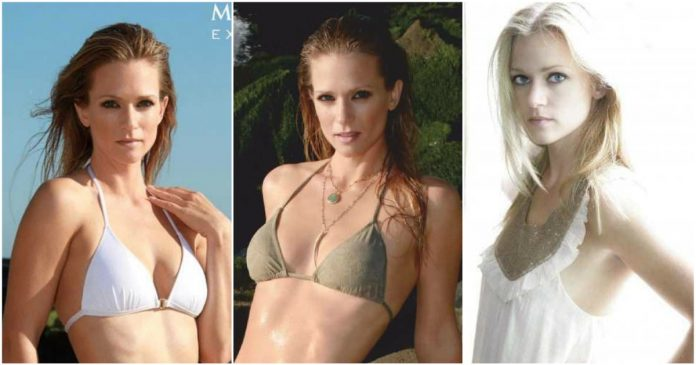 A.J. Cook Nude