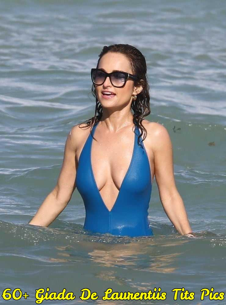 Giada Delaurentis Breasts