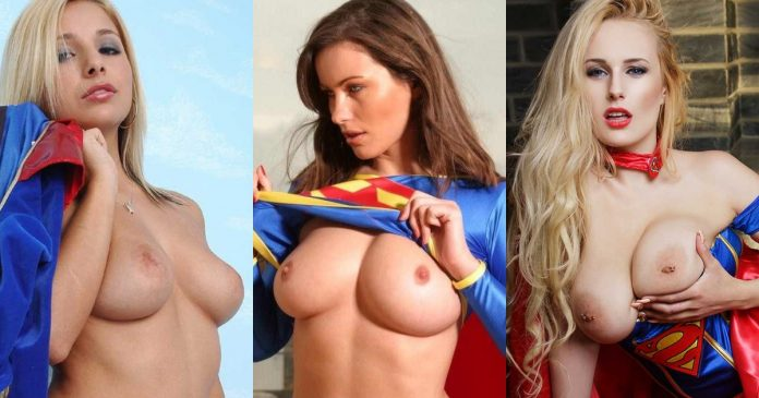 Supergirl naked Melissa Benoist